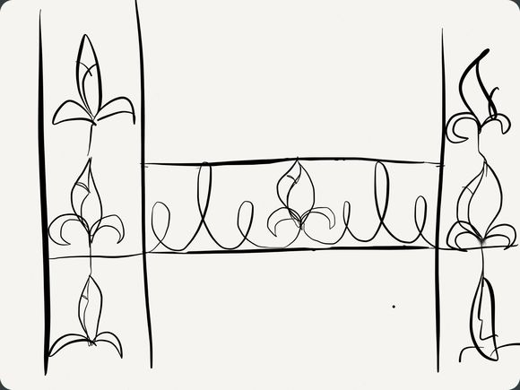Of plotting, planning, and rosebuds