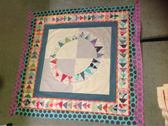 The Modern Medallion Quilt, Tula Style